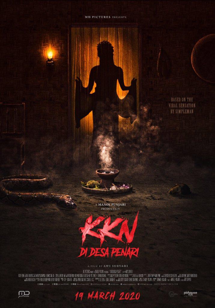 Simak Trailer Film 'KKN: DI DESA PENARI' yang Mencekam!