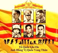 Image result for những anh hùng vô danh ngày 30-4-1975