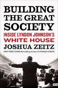 Release Date - 1/30  The author of Lincoln's Boys takes us inside Lyndon Johnson's White House to show how the legendary Great Society programs were actually put into practice: Team of Rivals for LBJ. The personalities behind every burst of 1960s liberal reform - from civil rights and immigration reform, to Medicare and Head Start - and what we'll lose if those programs are dismantled.