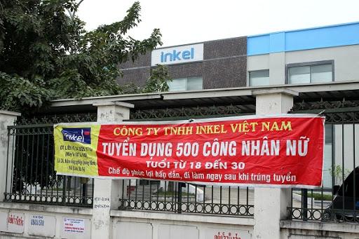 Thông tin tuyển dụng tại khu công nghiệp Xuân Lộc