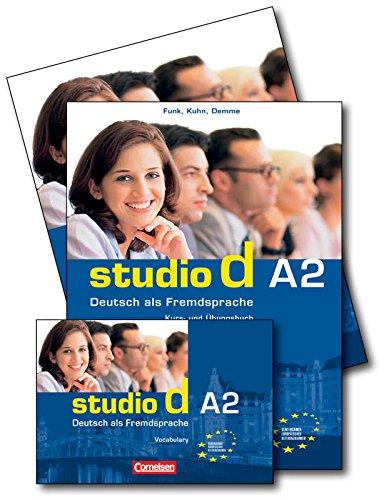 Giáo trình học tiếng Đức Studio d A2