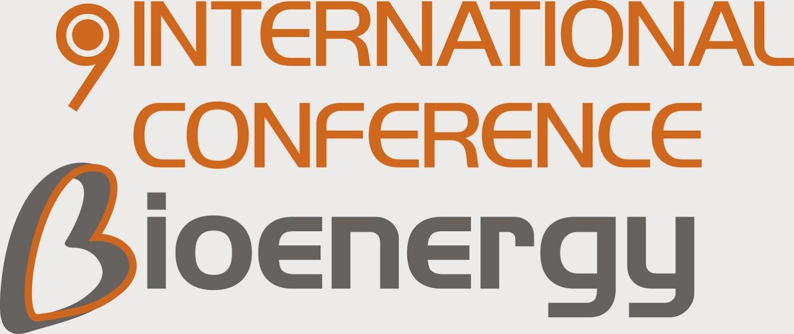 9 Congreso Internacional de Bioenergía 2014