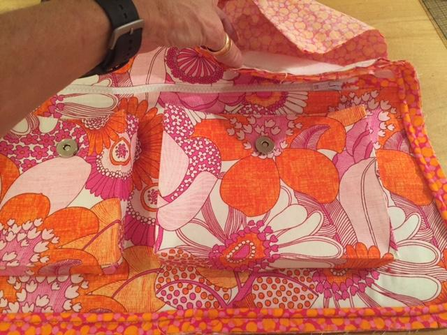 Weekender Sew Along: Week 3 Pockets!
