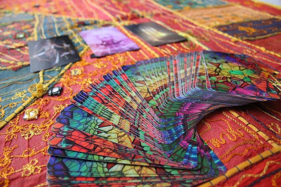 Tarot, Cards, Magic, Fortune, Halloween, Wicca