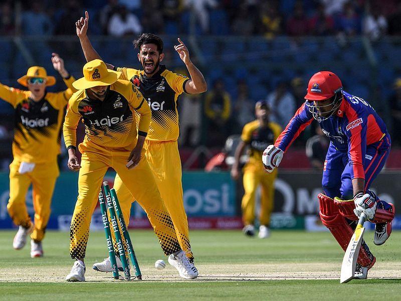 Peshawar Zalmi holds the upper hand over defending champions Karachi Kings