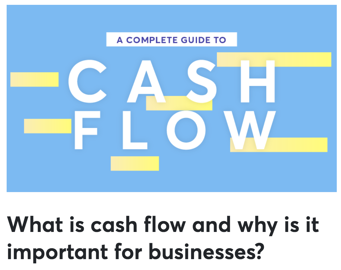 a complete guide to cash flow online ultimate guide