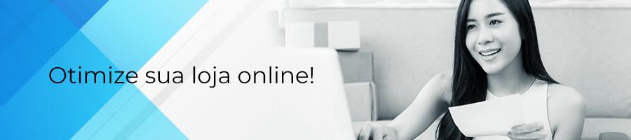Otimize sua loja online
