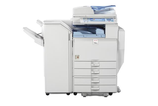 Máy photocopy RICOH Aficio MP 5001 được sản xuất vào năm 2014