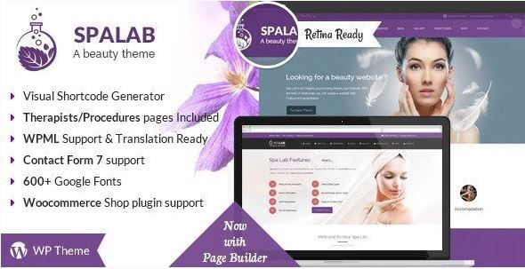 best salon wordpress themes