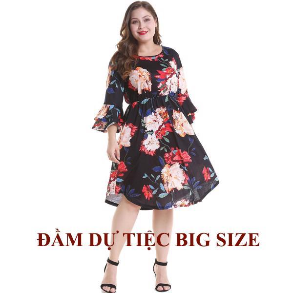 Đầm dự tiệc big size tại Himistore