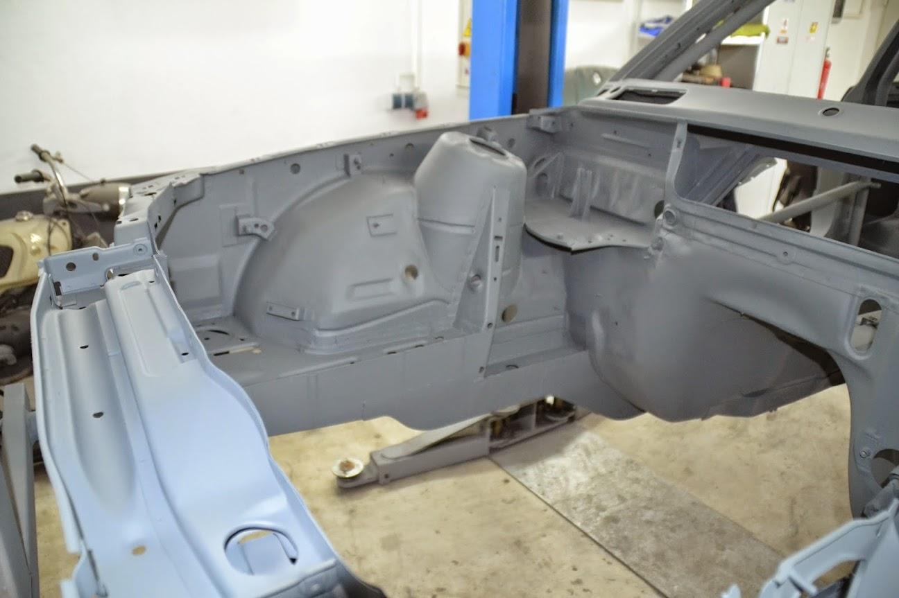 Bmw e30 M3 Restauration 5.10.13 - Seite 4 - Bilder & Videos - E30 ...