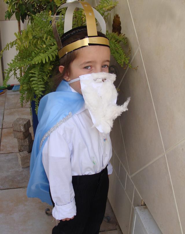 Image result for mordechai costume