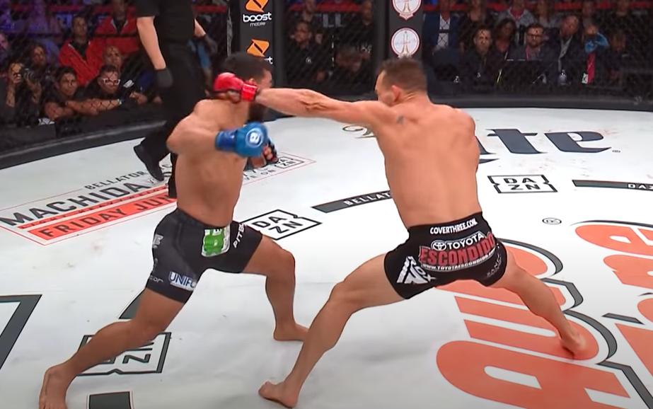 UFC 257 - Image of Patricio Freire vs. Michael Chandler  2