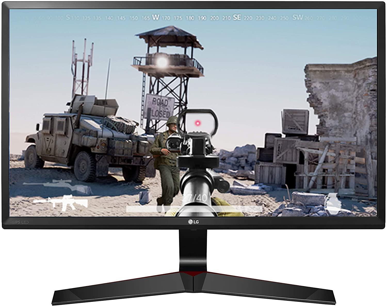 LG 24MP59G Gaming Monitor