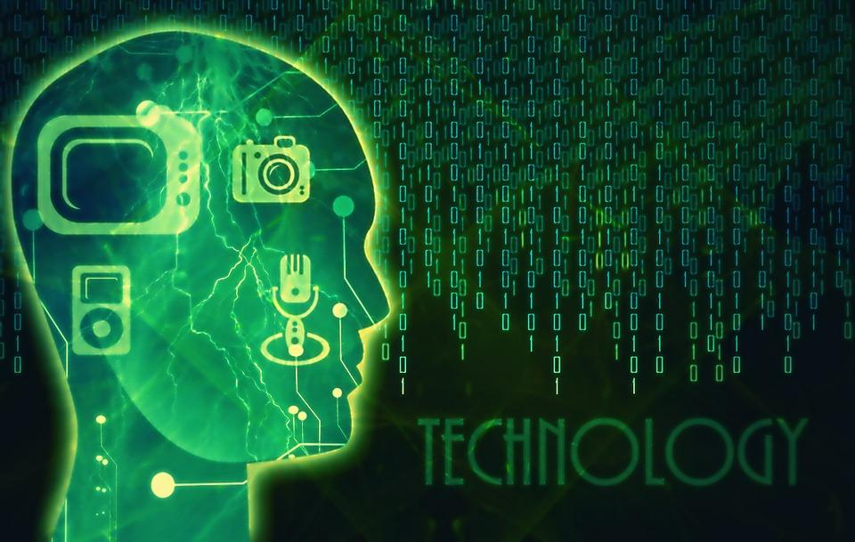 Ilustración gratis: Tecnología, Fondo, Tecnológico - Imagen gratis ...