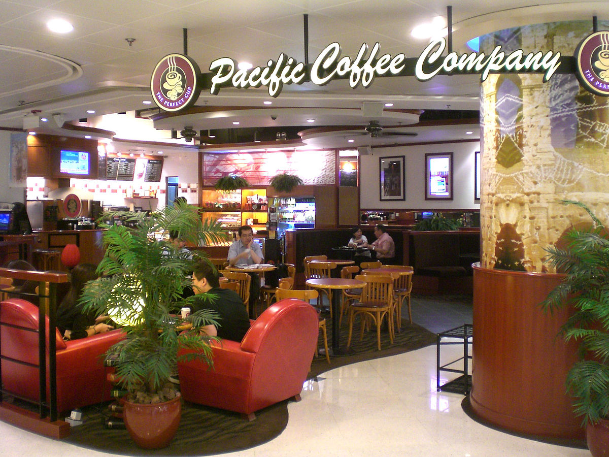 Pacific Coffee Company Hong Kong