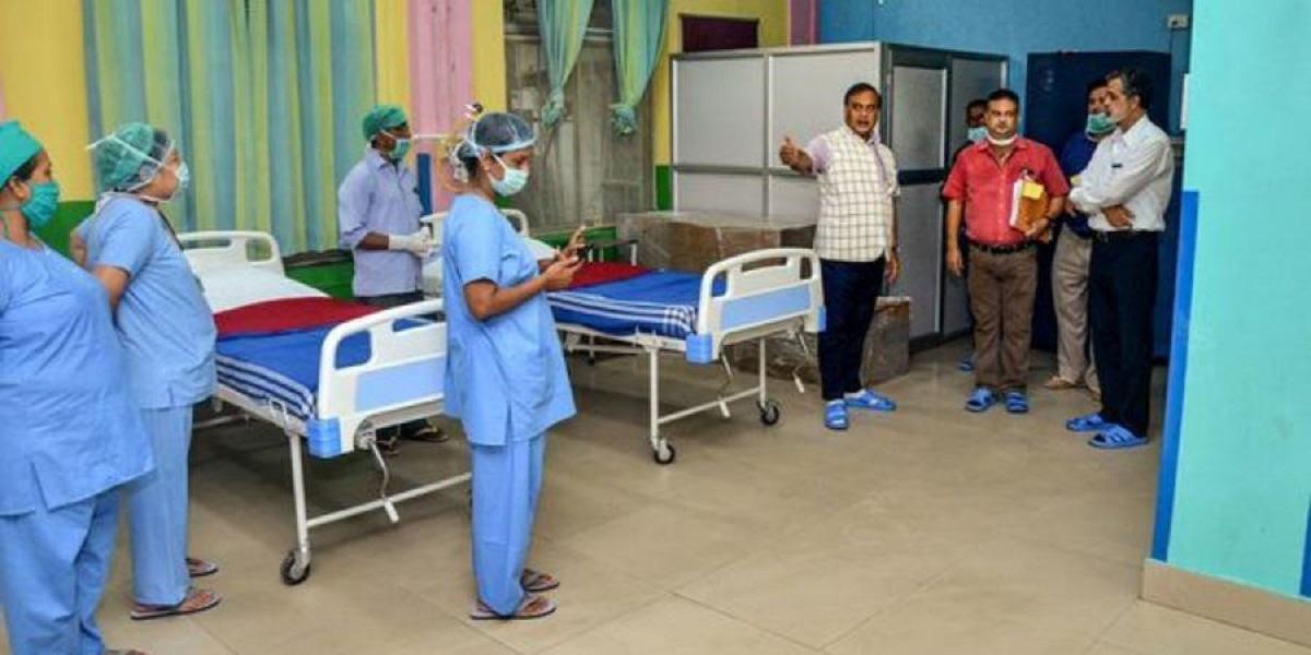 Delhi will need 15,000 beds by June-end as COVID-19 cases to reach ...