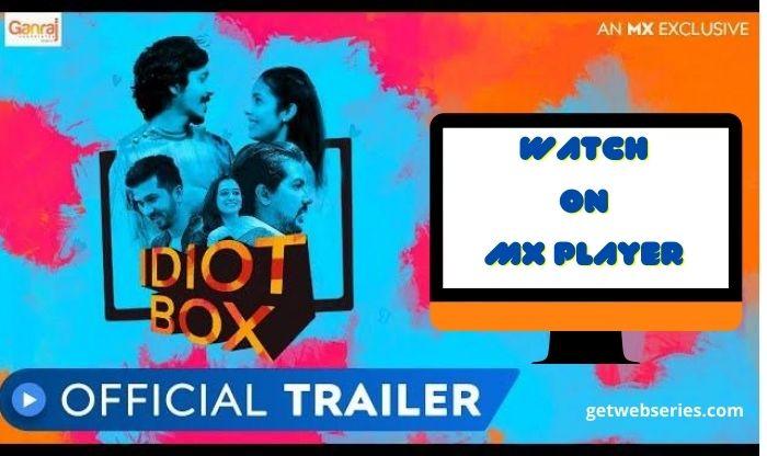 IDIOT BOX latest marathi web series