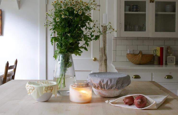Home and kitchen goods from Sans Market