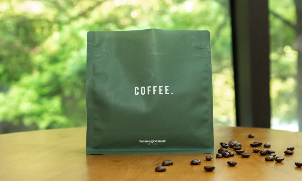 recyclable coffee packaging