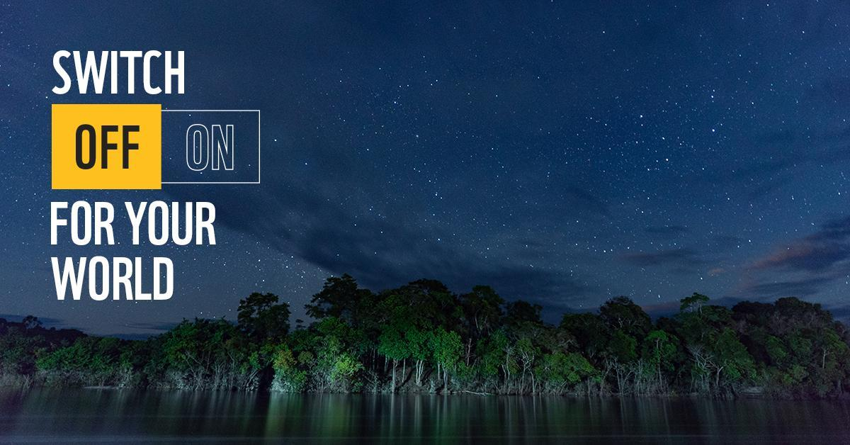 Earth Hour 2021: How you can get involved | WWF