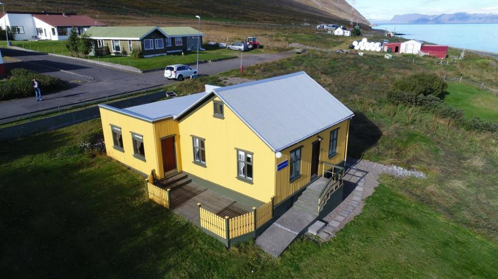 Accommodation in the Westfjords