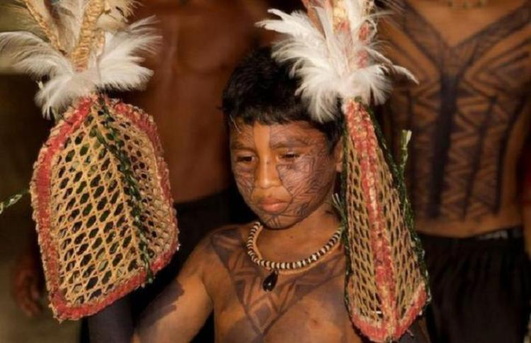 Tribal Traditions Bullet Child