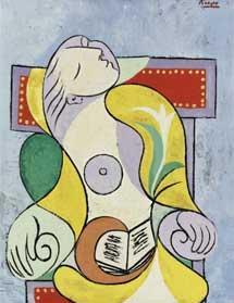 'La lectura', de Picasso. | Sotheby's