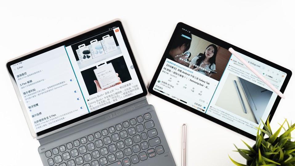不只是 Lite 的三星 Galaxy Tab S6 Lite - 23