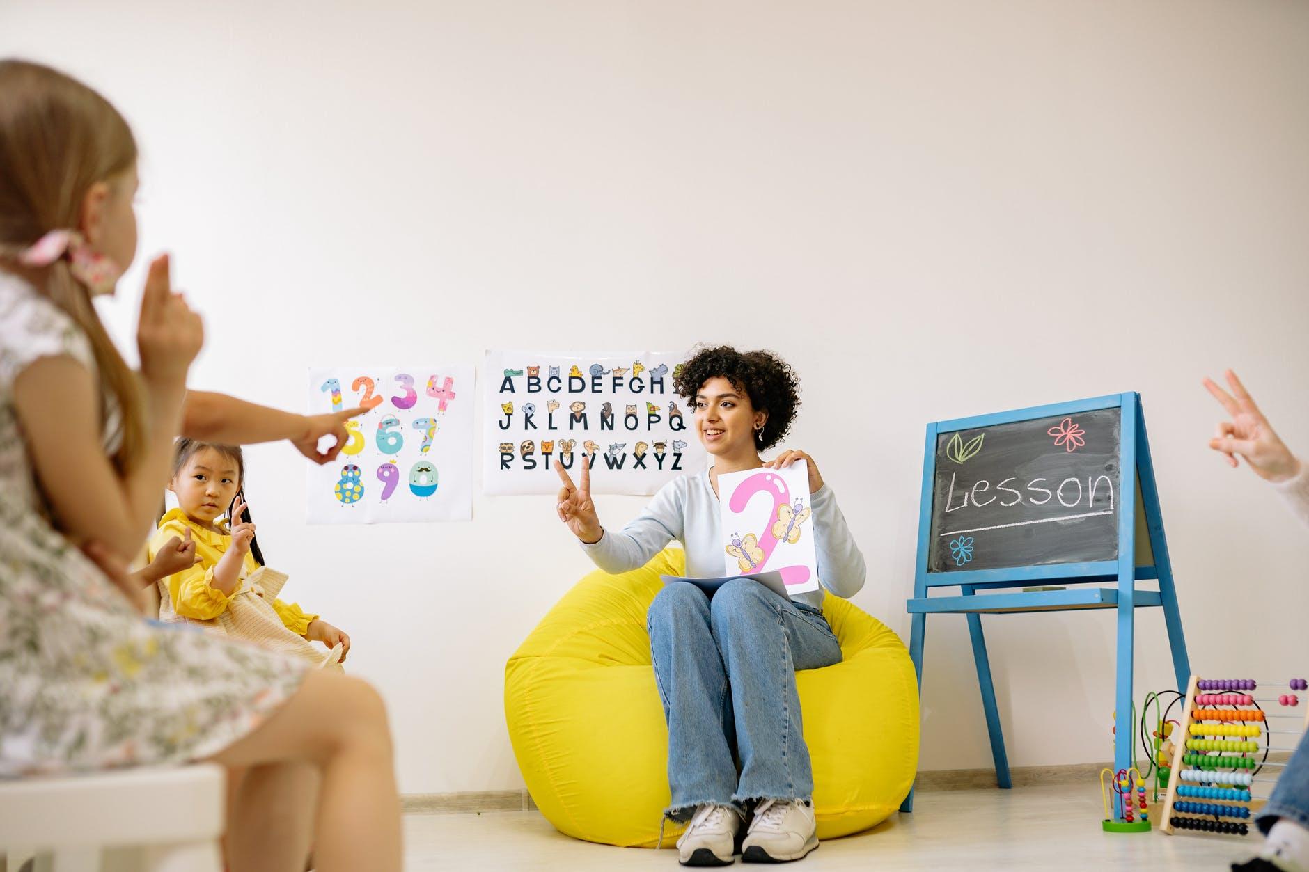4 Types of Preschool Curriculum in Singapore