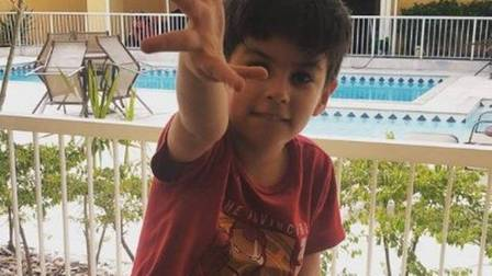 O menino Henry, morto aos 4 anos