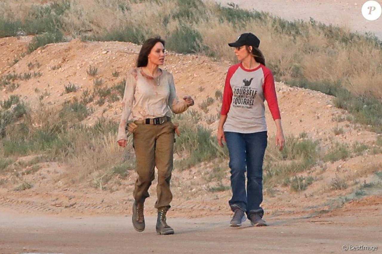 Angelia Jolie stars in a female-lead movie