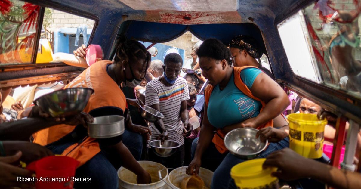 Haiti's political instability exacerbates another crisis: Malnutrition