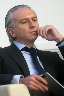 """Генеральный директор ОАО """"Газпром нефть"""" Александр Дюков"""