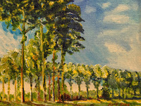 Claude Monet stady