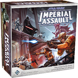 Star Wars: Imperial Asssault - Fantasy Flight Games