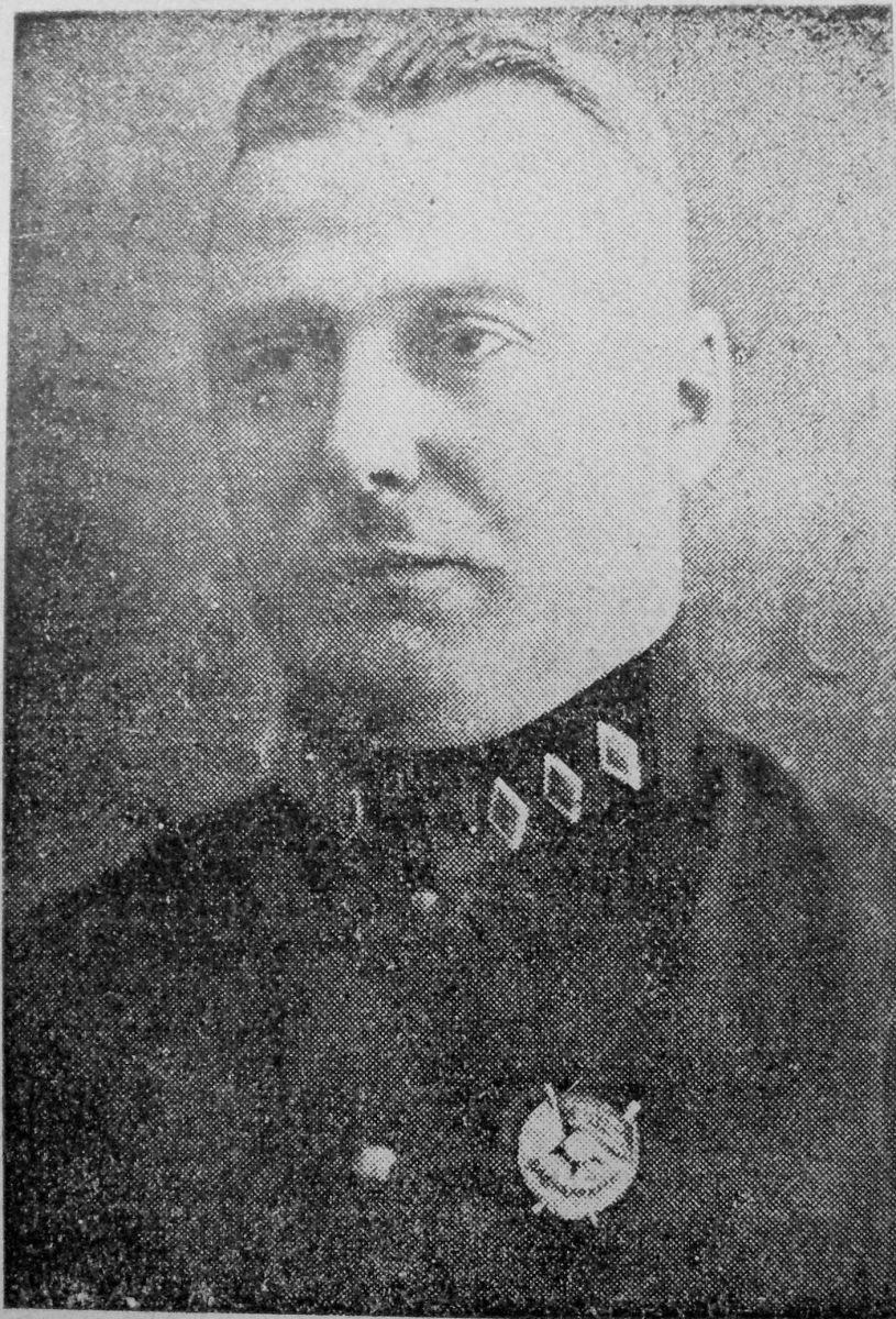 Іван Якимович — начальник Головного Управління міліції та розшуку УСРР, 1929 рік