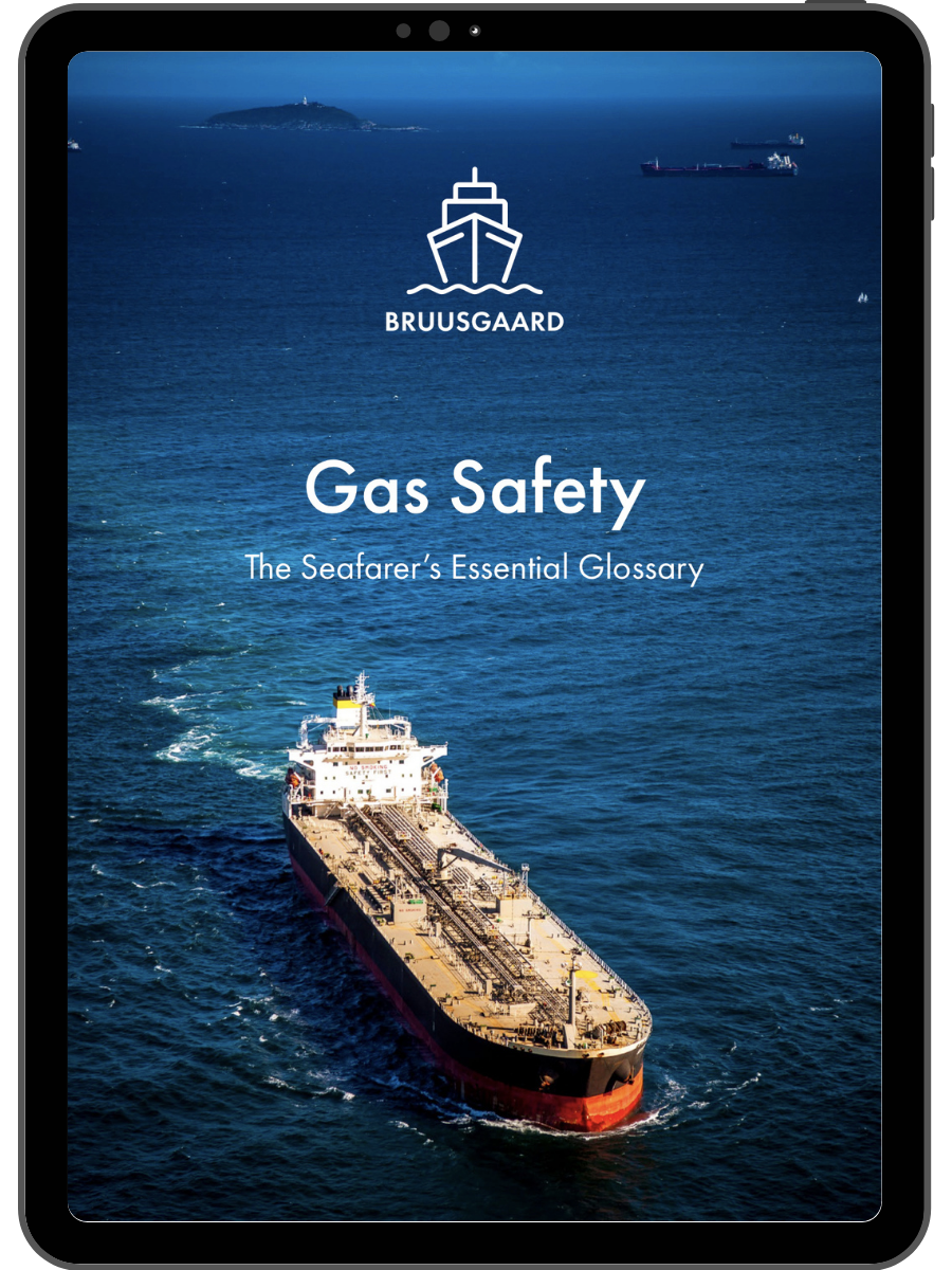 Gas Safety - The Seabarer´s essential glossary