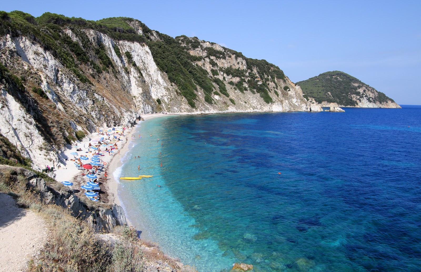 Spiaggia di Sansone, Elba Island