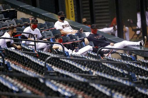 So far in MLB, West is best at avoiding COVID-19 disruption | Sports Daily  Updates | leadertelegram.com