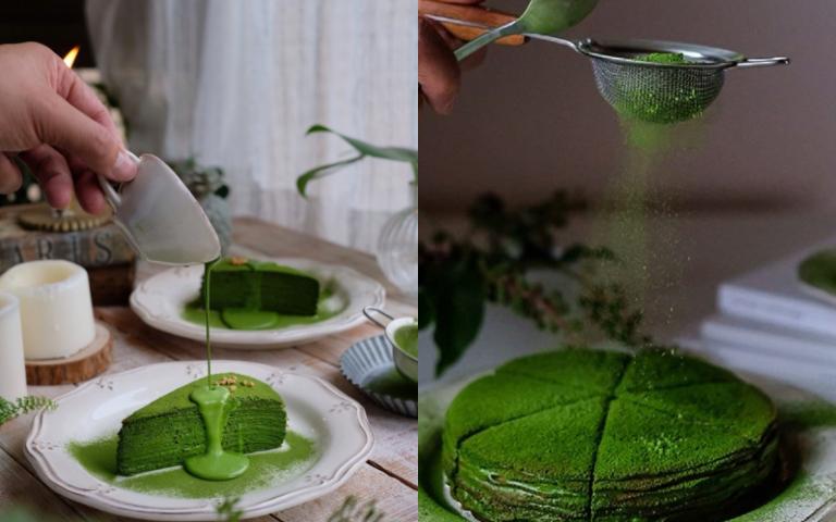 2021 抹茶甜點推薦 抹茶乳酪蛋糕 抹茶甜點 宅配  抹茶千層蛋糕