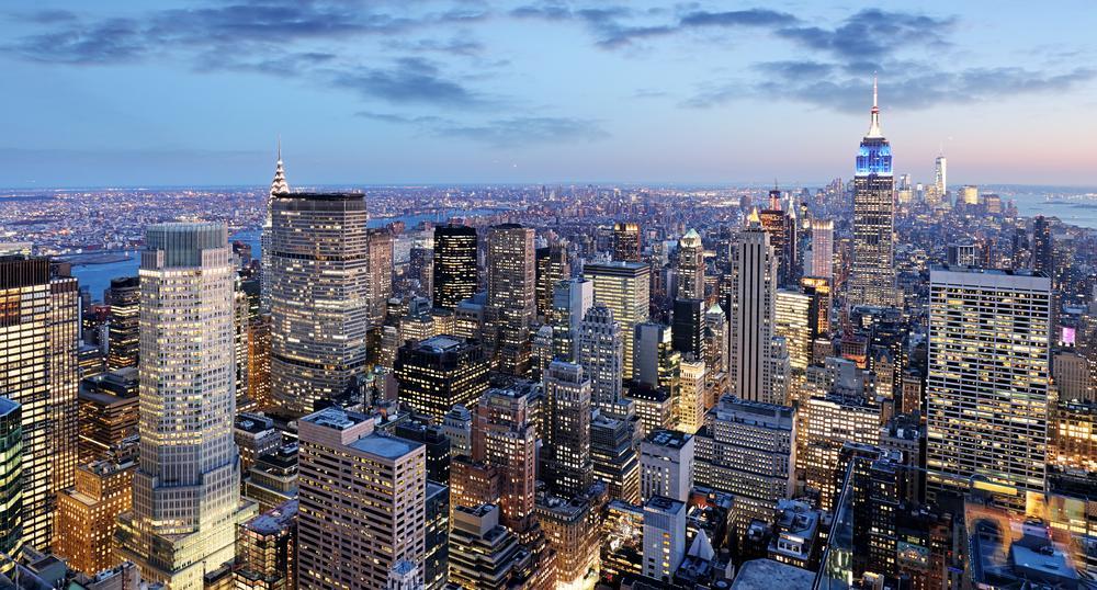 Mais de 300 mil pessoas foram embora de Nova York durante a pandemia. (Fonte: Shutterstock)