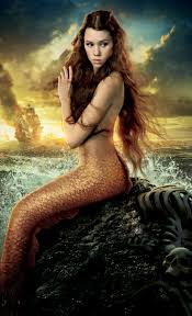 Image result for pirates of the caribbean mermaid