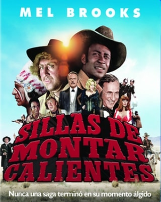 Sillas de montar calientes (1974, Mel Brooks)