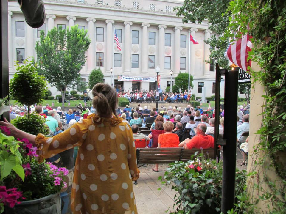 <h3>Symphony on the Square (FREE)</h3>