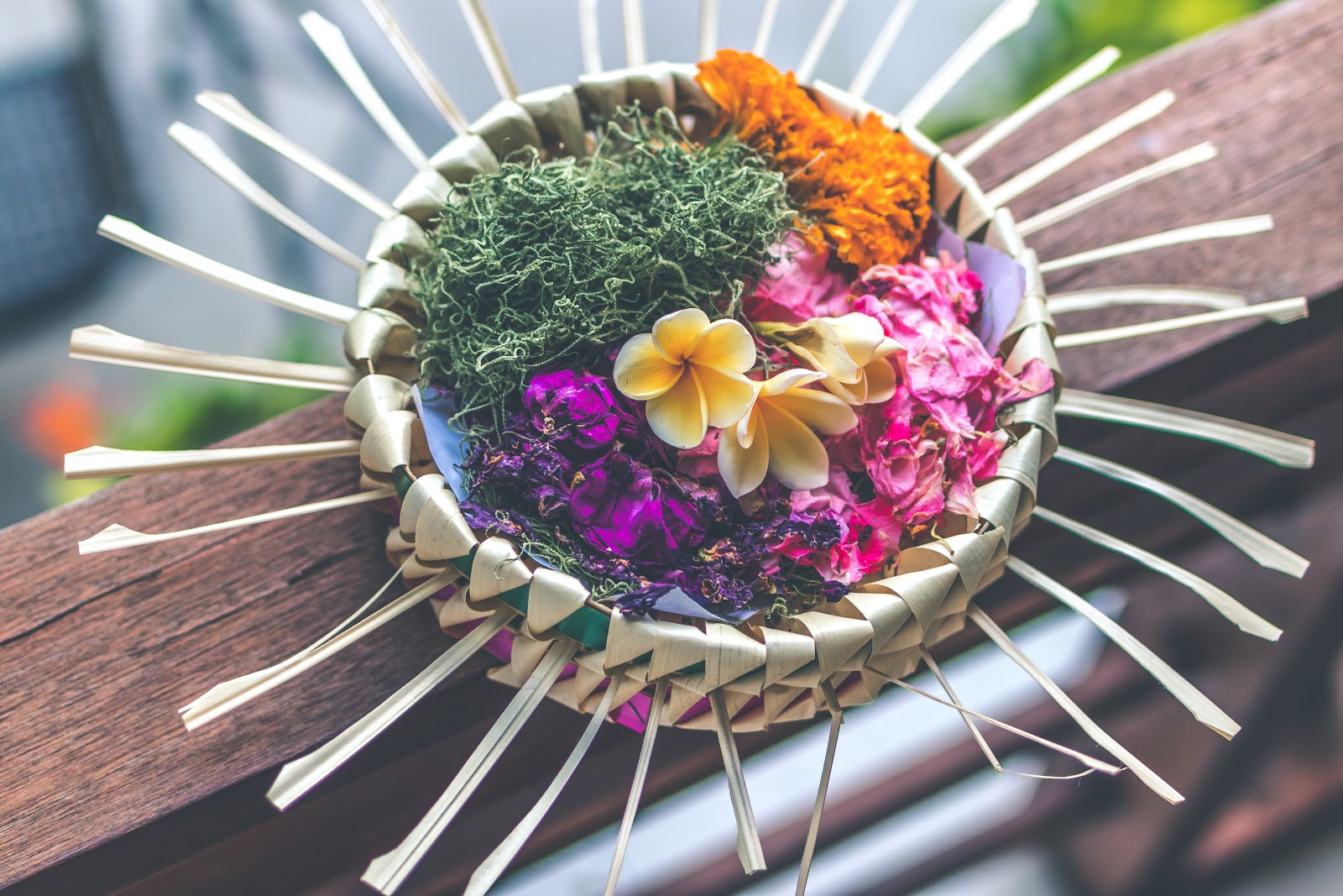 festive charisma focusing on floral aroma