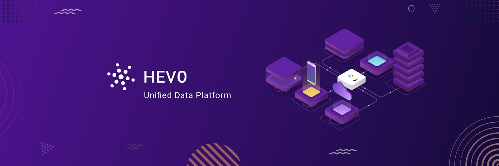 Hevo Data Logo(Data Management Tools)
