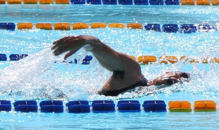 Estils de natació[modifica
