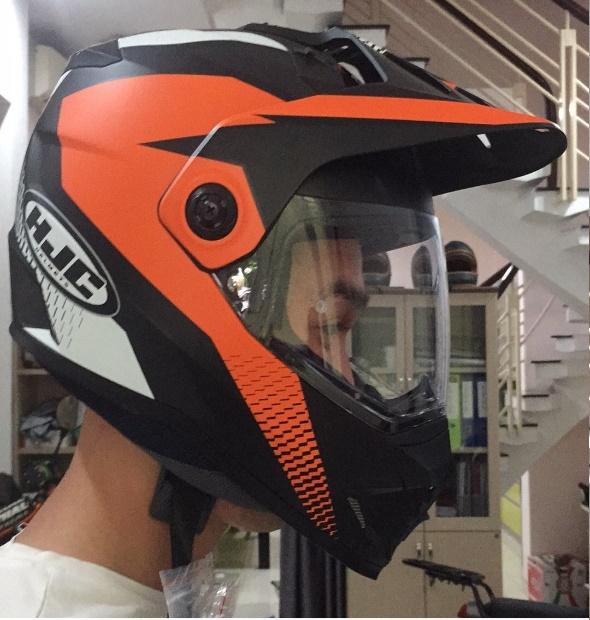 The right helmet to wear as you gear in Vietnam