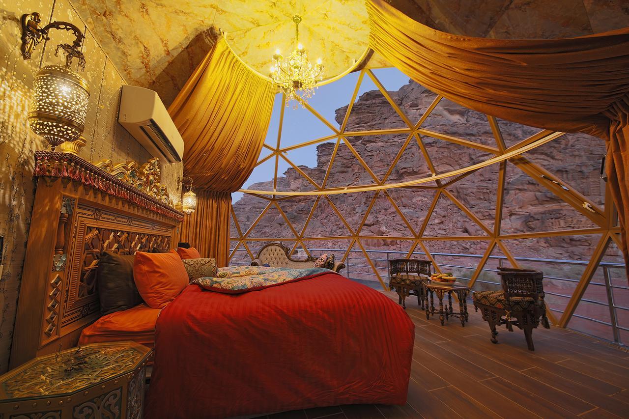 Alojamiento Memories Aicha Luxury Camp para dormir en el desierto